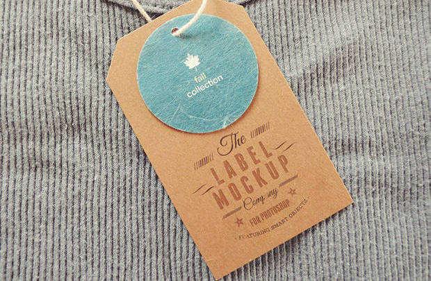 T-Shirt Branding Mockup