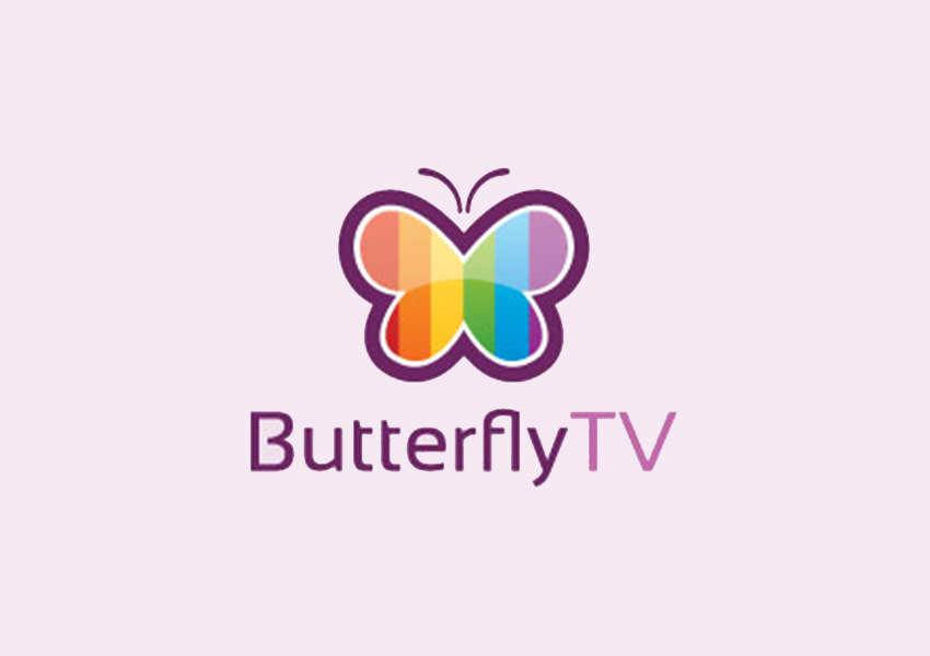 Butterfly,TV,Logo,Designs