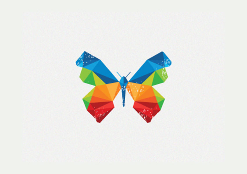 Graphic,Butterfly,Logo,Design
