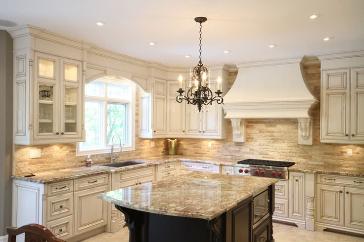 appeal french kitchen design - French Kitchen Designs
