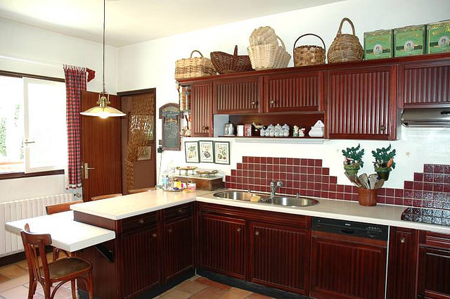 french old kitchen design