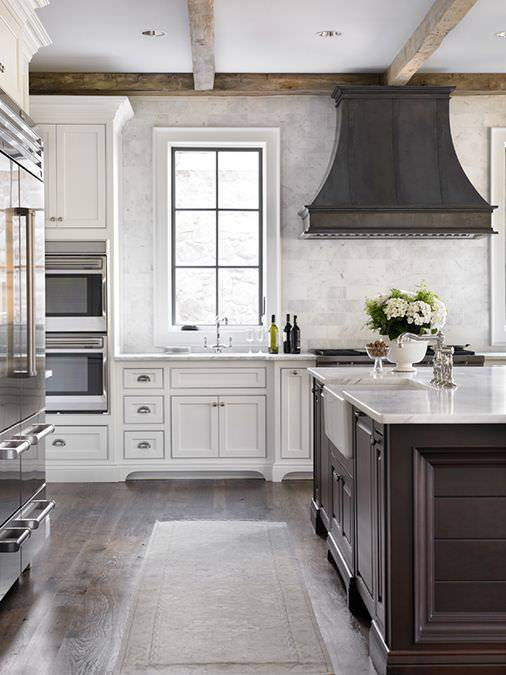French Country Kitchen Designs: 31+ French Kitchen Designs