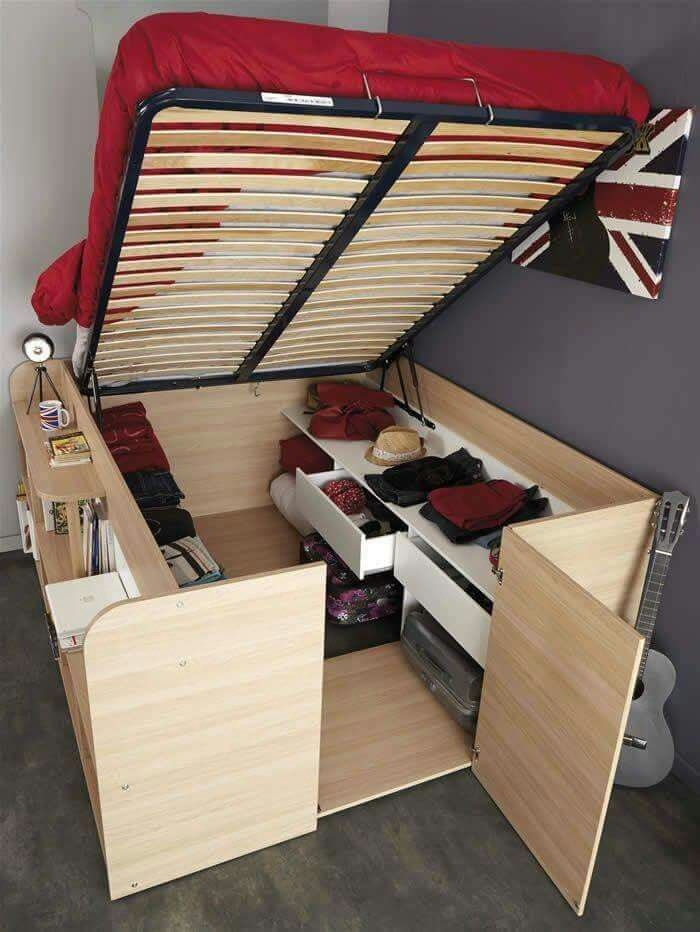 Maximum Hide Away Bed