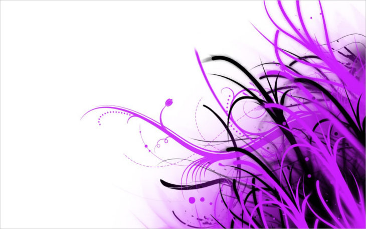 purple-spring-background