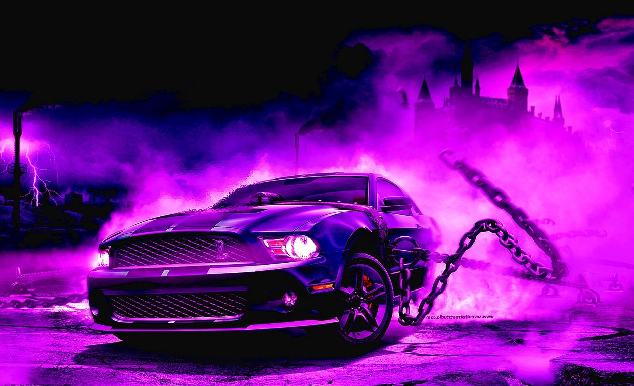 Car,Background,Designs,Purple,Cool