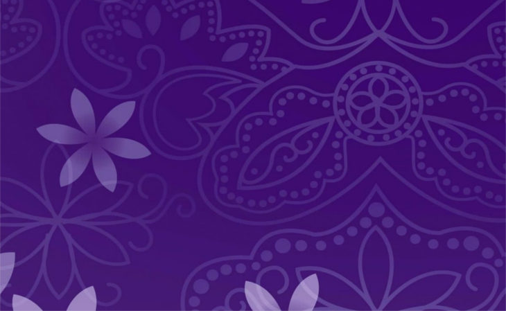 purple-floral-background-7