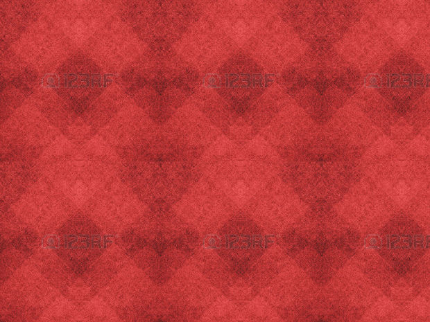 Abstract Red Pattern Design