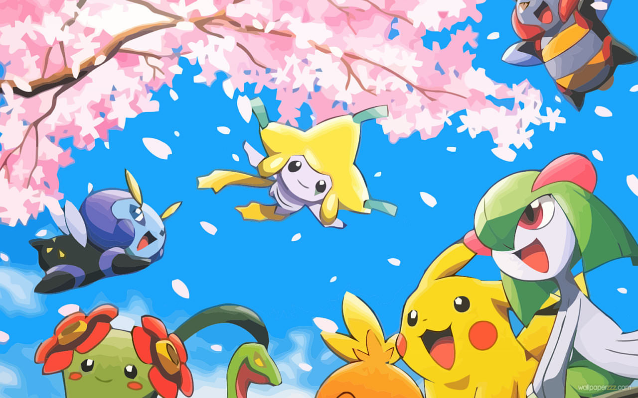 33 Pokemon Backgrounds Wallpapers Images Pictures