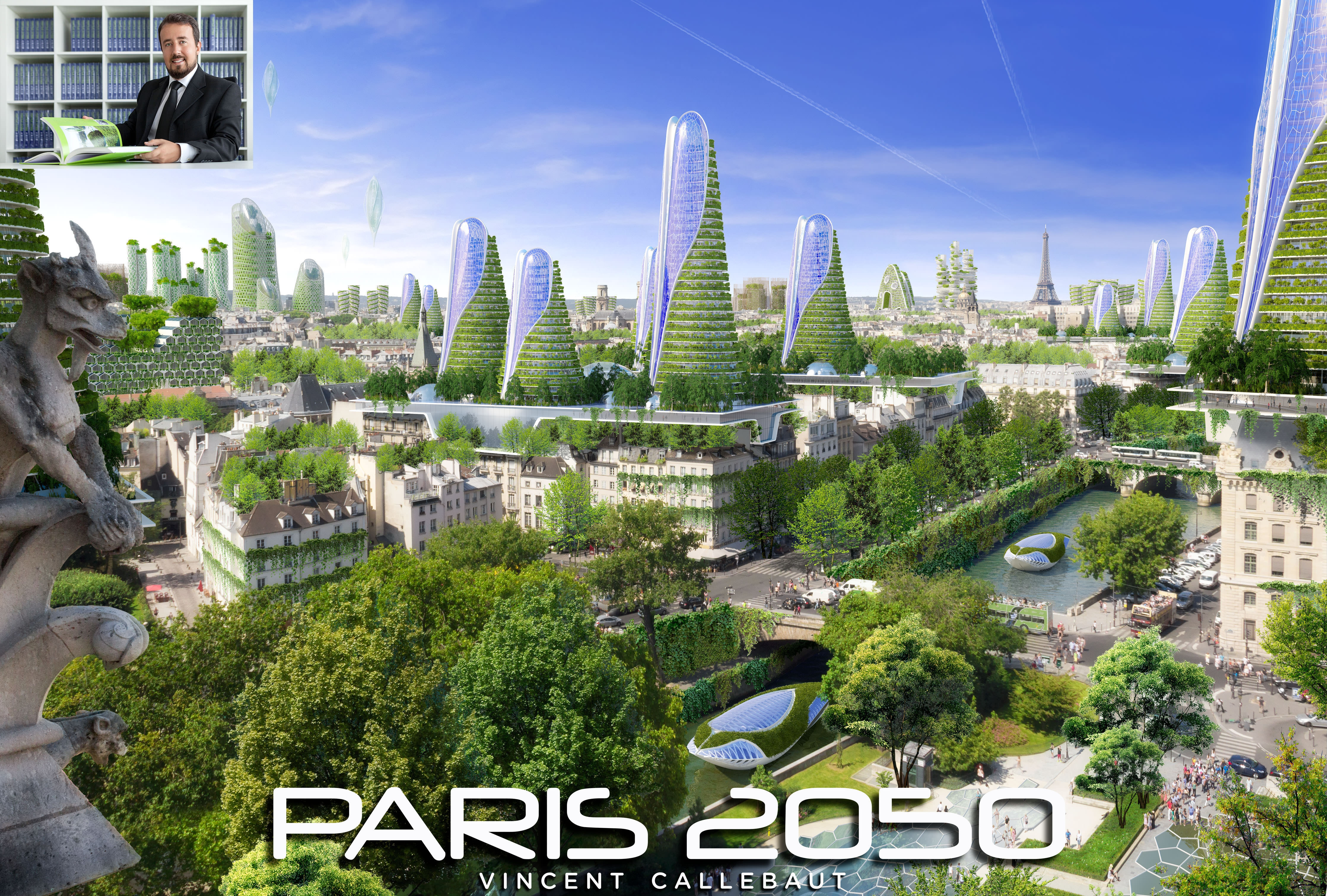 2050 Paris Smart City