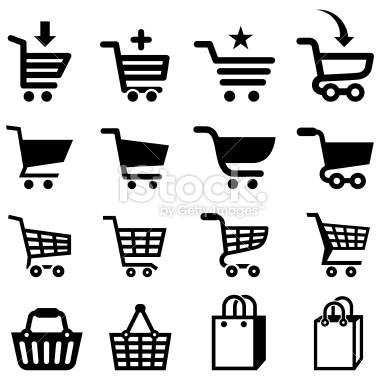 Shopping Cart,Icons