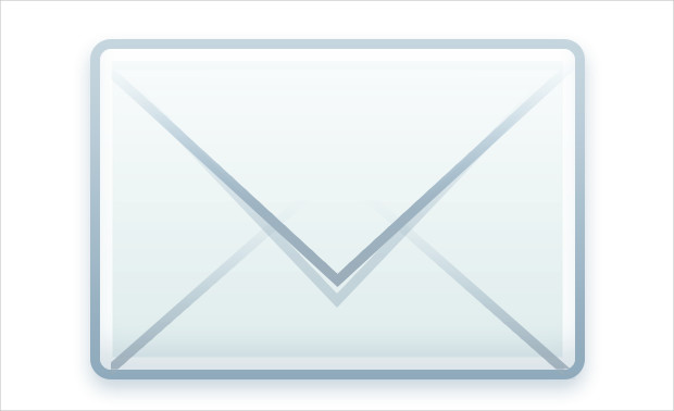 letter mail icon