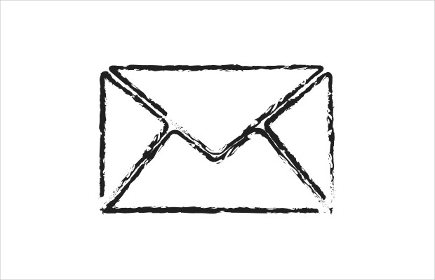 Hand Drawn Email Icon