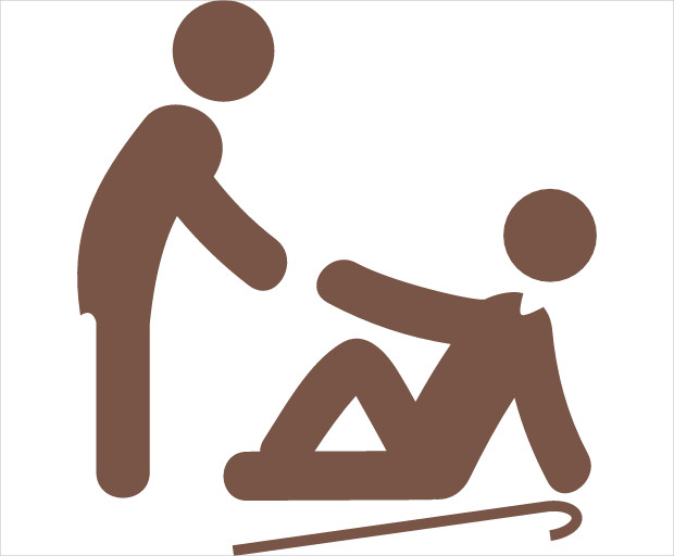 Human Helping Icon