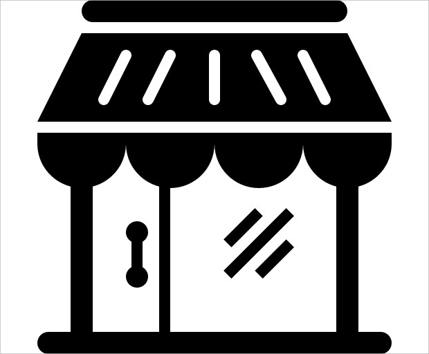 Ecommerce Store Icon