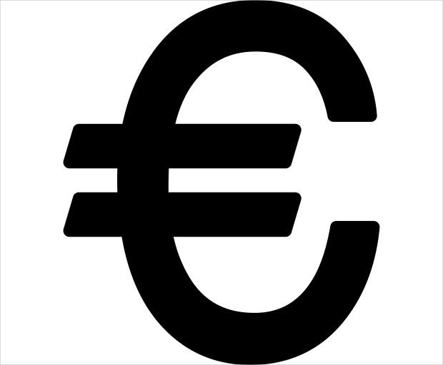 Euro Sign Icon