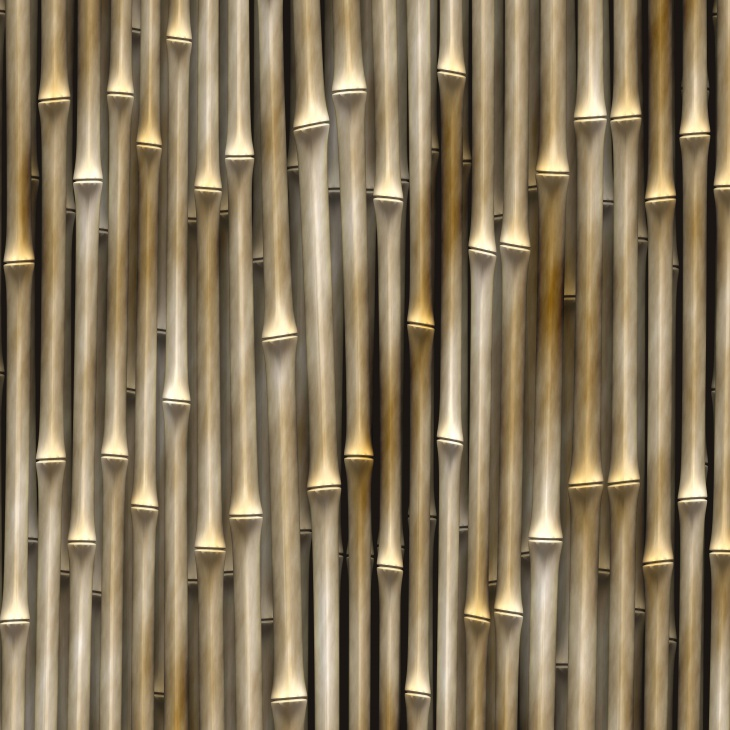 Pole Bamboo Texture