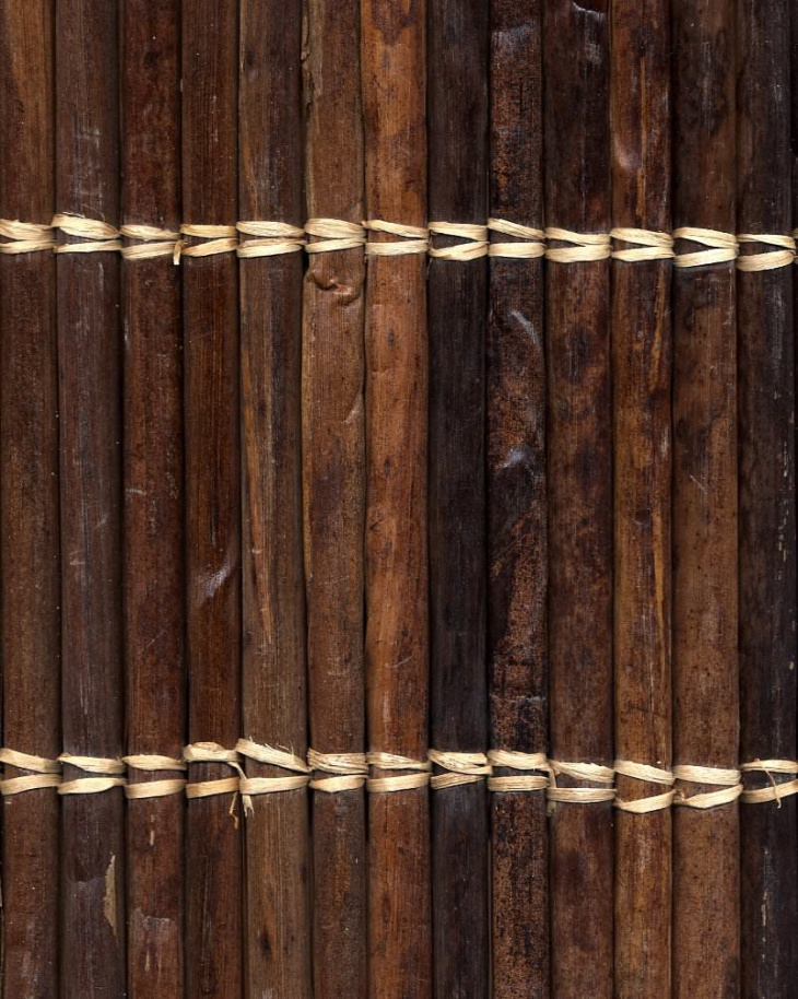 tied bamboo texture