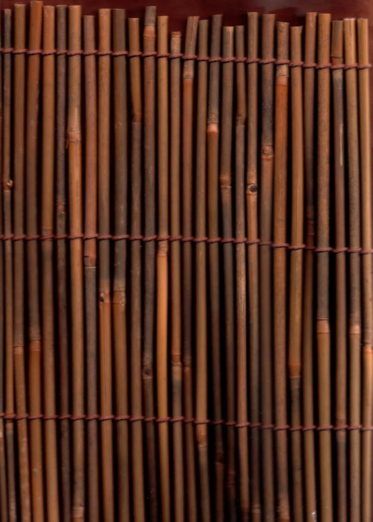 dark bamboo texture