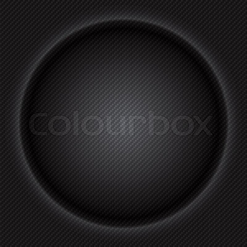 Carbon Fiber Circle Texture