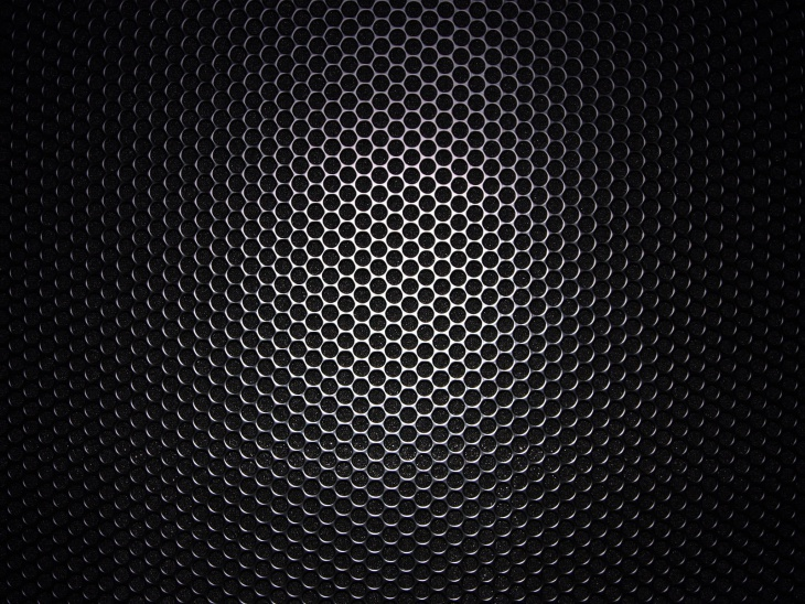 Netted Carbon Fiber Texture