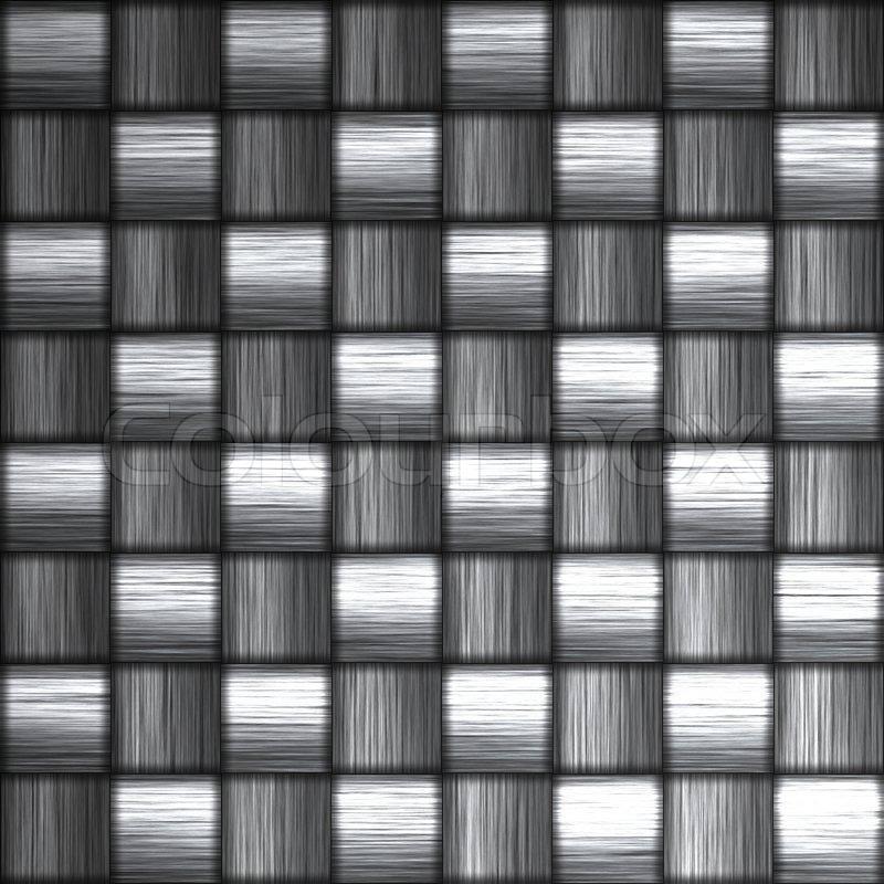 Big Woven Carbon Fiber Texture
