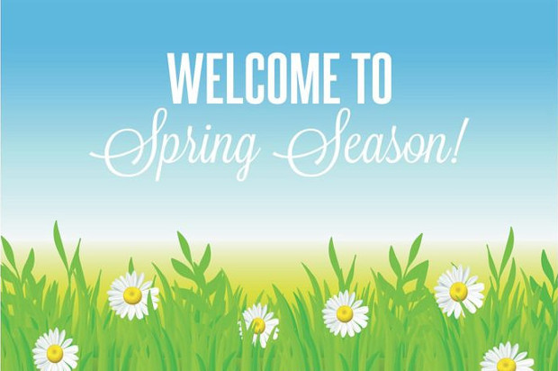Beautiful Spring Season Vector