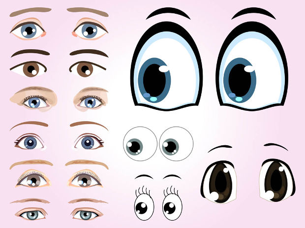 Eyes Graphic Vectors