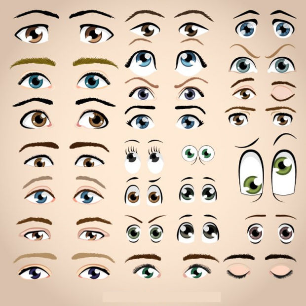 Eye Illustration Vector
