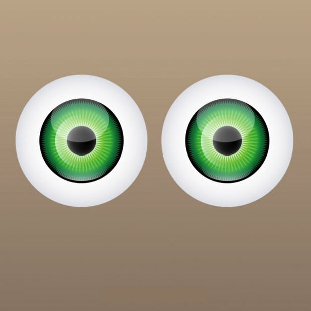 eyeball vector design