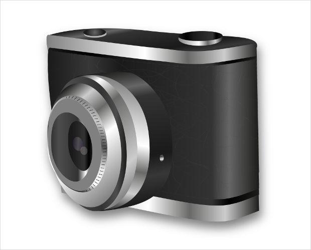 Light Camera Vector