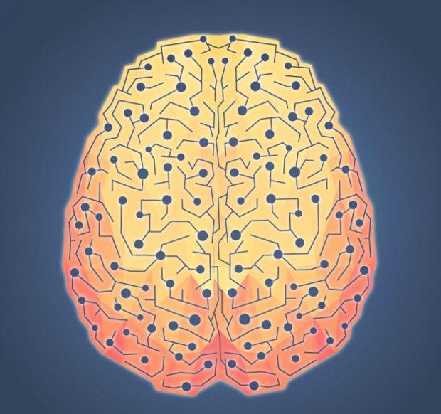 Brain Storming Vector