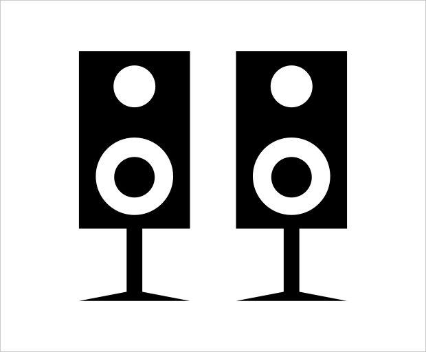 System Speaker Icon