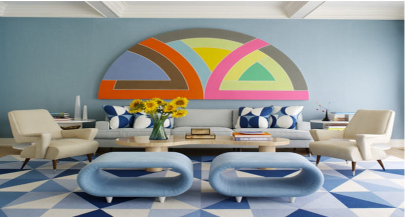 Interior Design Trend: Geometric Patterns