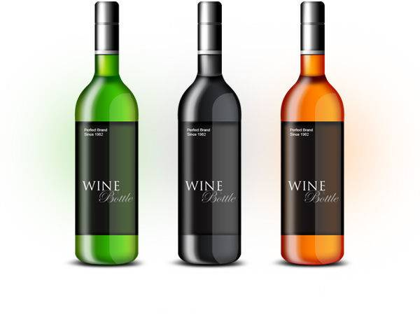 Wine Bottle Mockup1