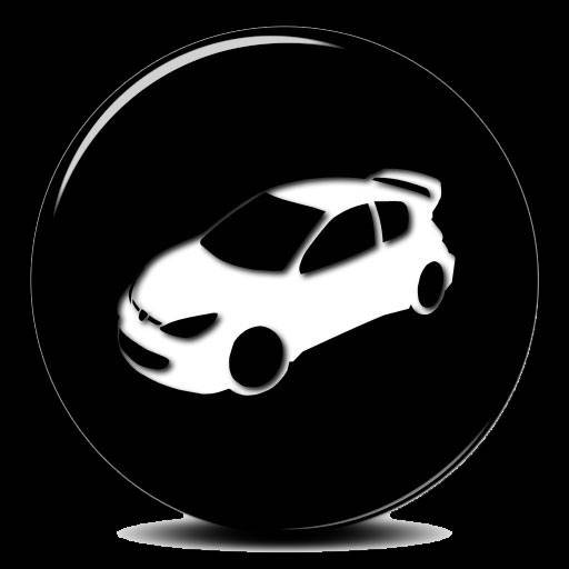 Car Icon Designs,White Car