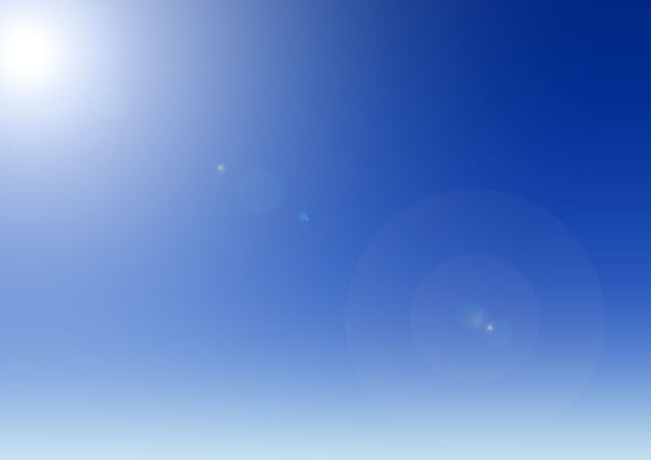 plain sky blue background2