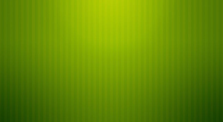 green plain background