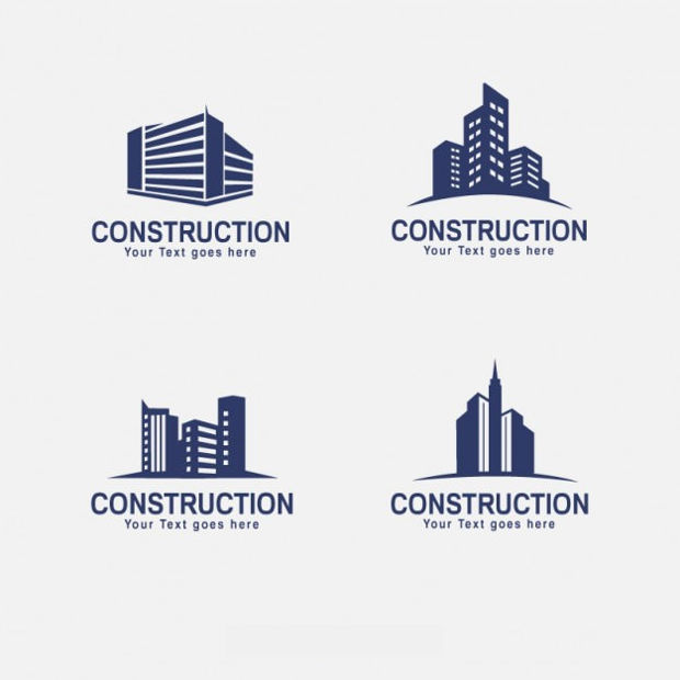 Construction Building Vector