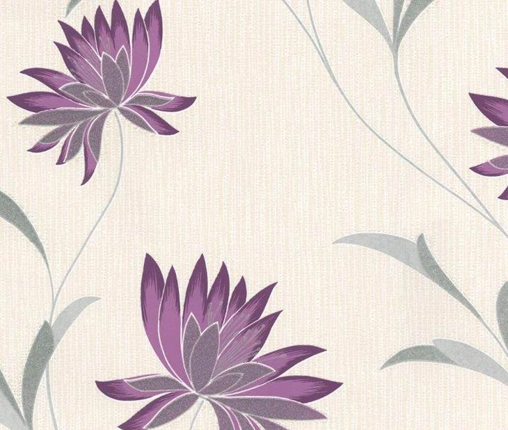 cream-and-purple-wall-paaper
