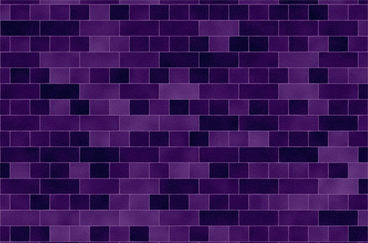Purple Wall Background