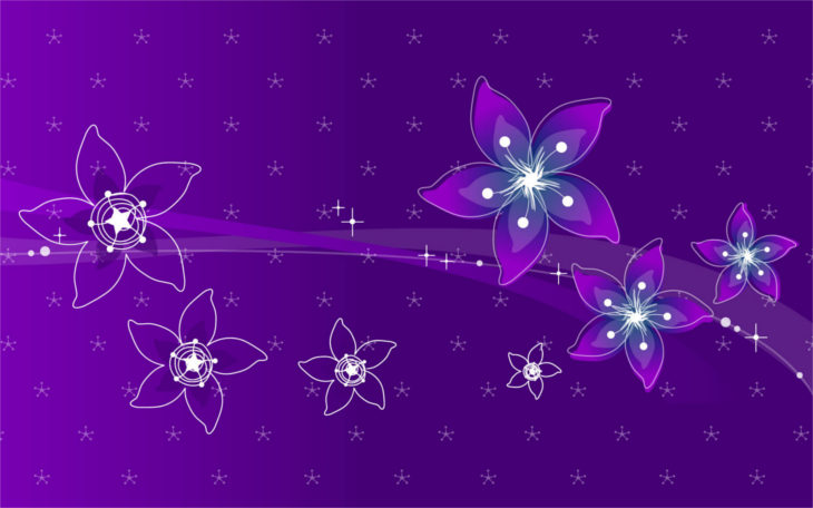 purple-floral-background-2
