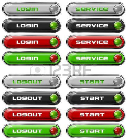 login and logout buttons7