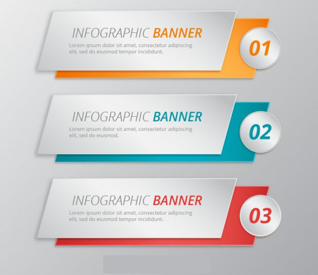 Cool Business Banner Vector