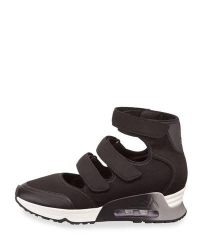 Luna Black Women Designer Sneaker