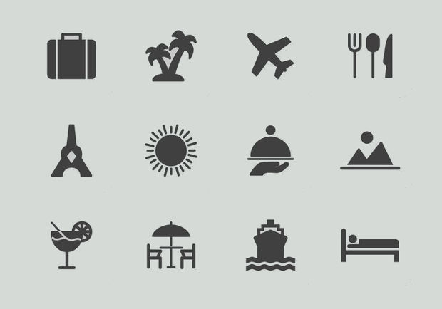 Travel Around the World Icon