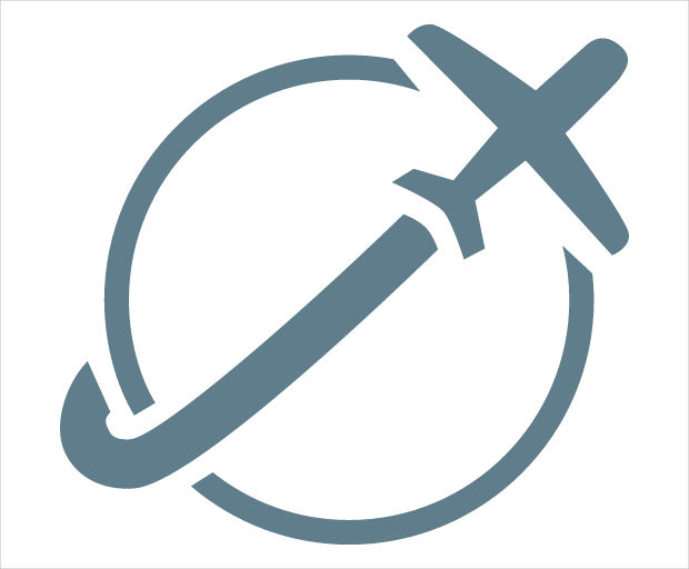 Travelling Earth Icon