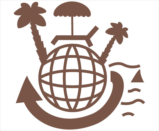 Vacations Travelling Icon