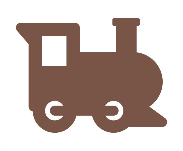 Train Travel Icon