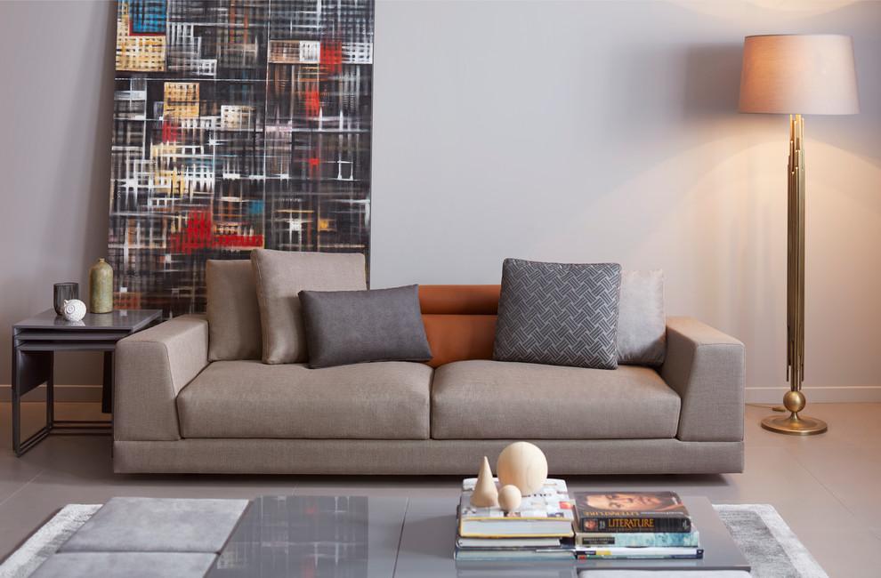 Cozy Living Room Furniture Design