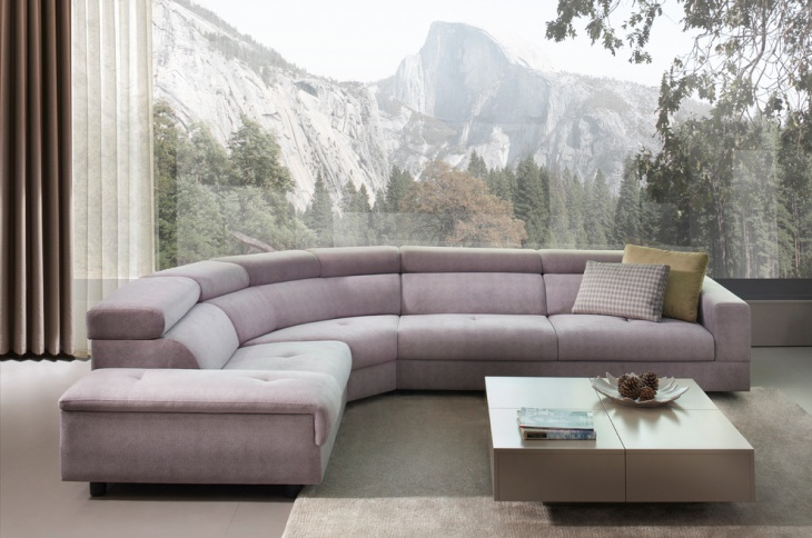 italian l shape sofa design